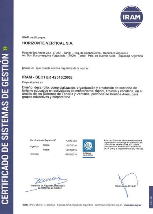 2016_certificado_iram-sectur
